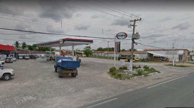Posto de combustível é assaltado em Pau dos Ferros
