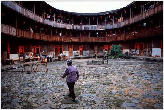 Fujian Tulou Ancient Houses In China Most Beautiful