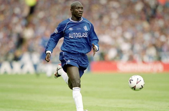 George Weah scored three times in 11 games whilst on loan at Chelsea in 2000
