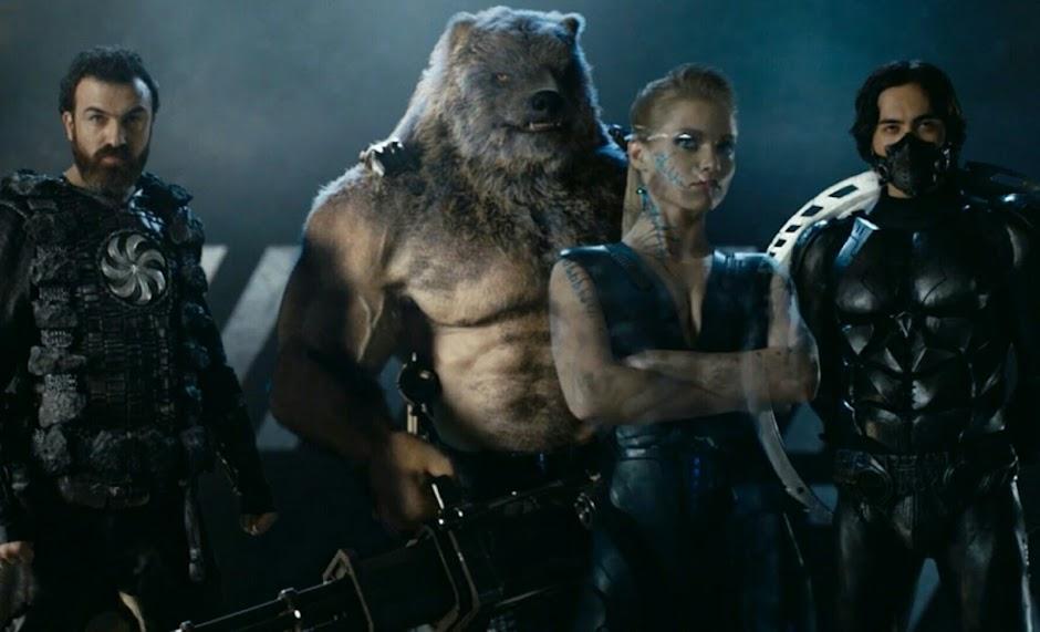 """Super-heróis russos entram em ação no trailer final de """"Os Guardiões"""""""