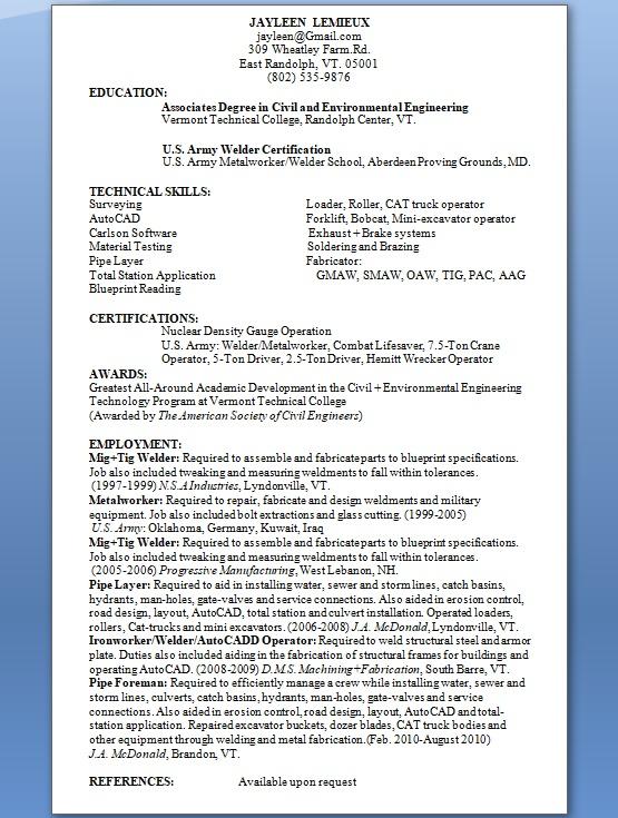 Sheet Metal Worker Sample Resume kicksneakers - sheet metal worker sample resume