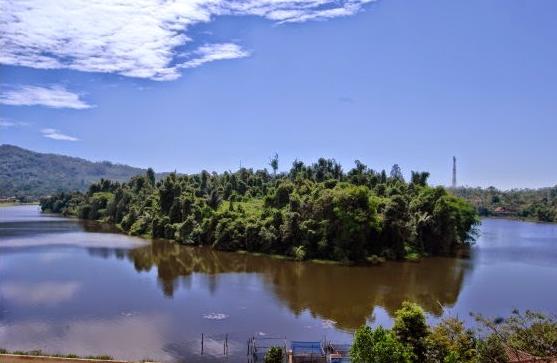 Asal Mula Terjadinya Danau Situ Lengkong di Panjalu
