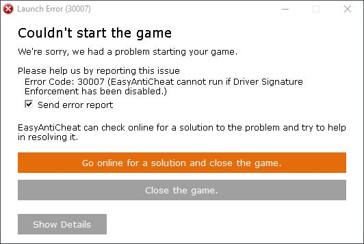 Cách khắc phục lỗi game Steam bị chặn bởi EasyAntiCheat (EAC)