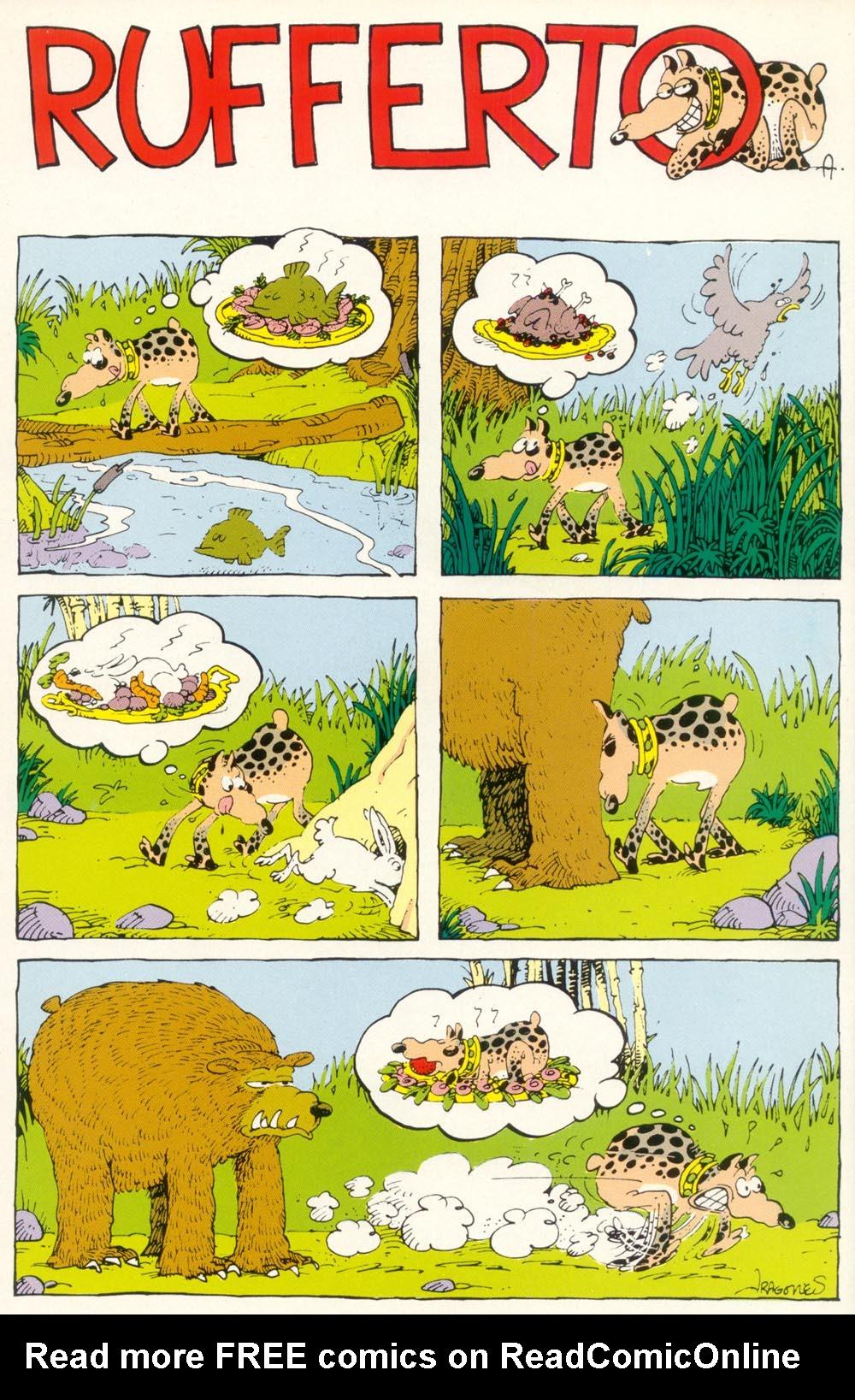 Read online Sergio Aragonés Groo the Wanderer comic -  Issue #92 - 33
