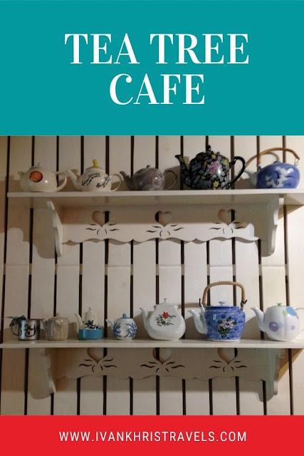 Tea Tree Café Fairview, Quezon City experience