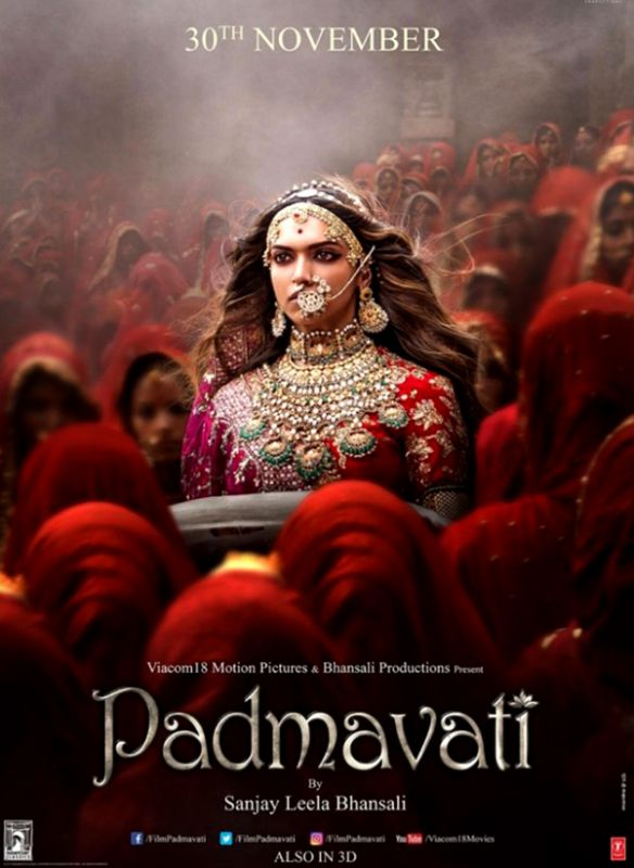 Poster Padmavati 2018 Full Movie Download HD 720p Free