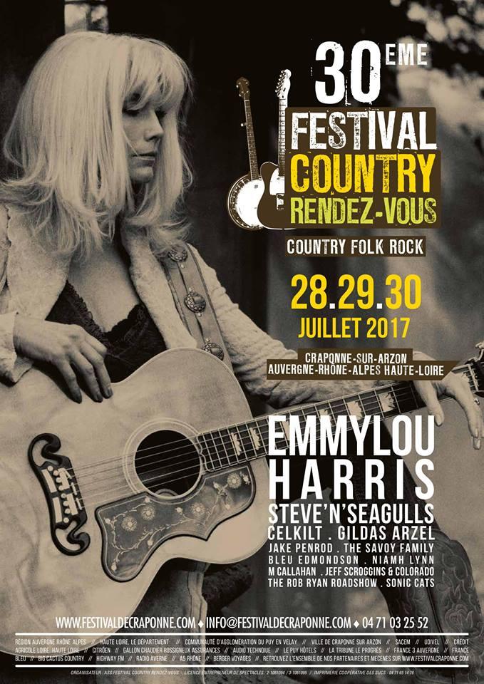 Country Rendez-Vous devient THE GREEN ESCAPE Craponne2017