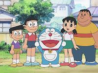 Doraemon Episode 344 - 'Aku Adalah Mini Doraemon' & 'Gajah Dan Paman'