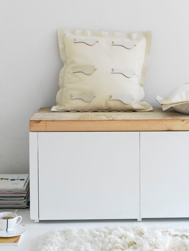 hacer mueble tv madera Un Mueble De TV Con Mucho Encanto Deco Living