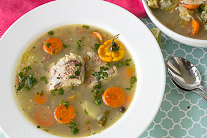 Fish Broth/ Soup