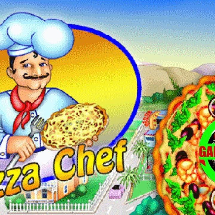 تحميل لعبة طباخ البيتزا Pizza Chef من ميديا فاير و بدون