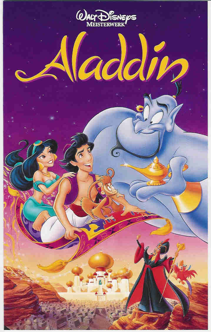 Not Another Wave: Aladdin: A Feminist Film Review (Guest Post)