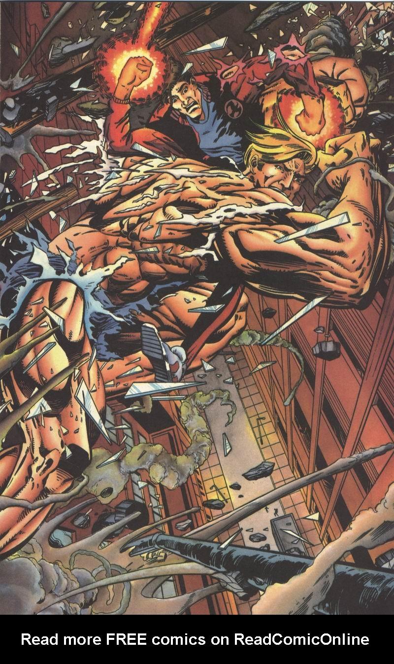 Read online Secret Weapons comic -  Issue #8 - 13