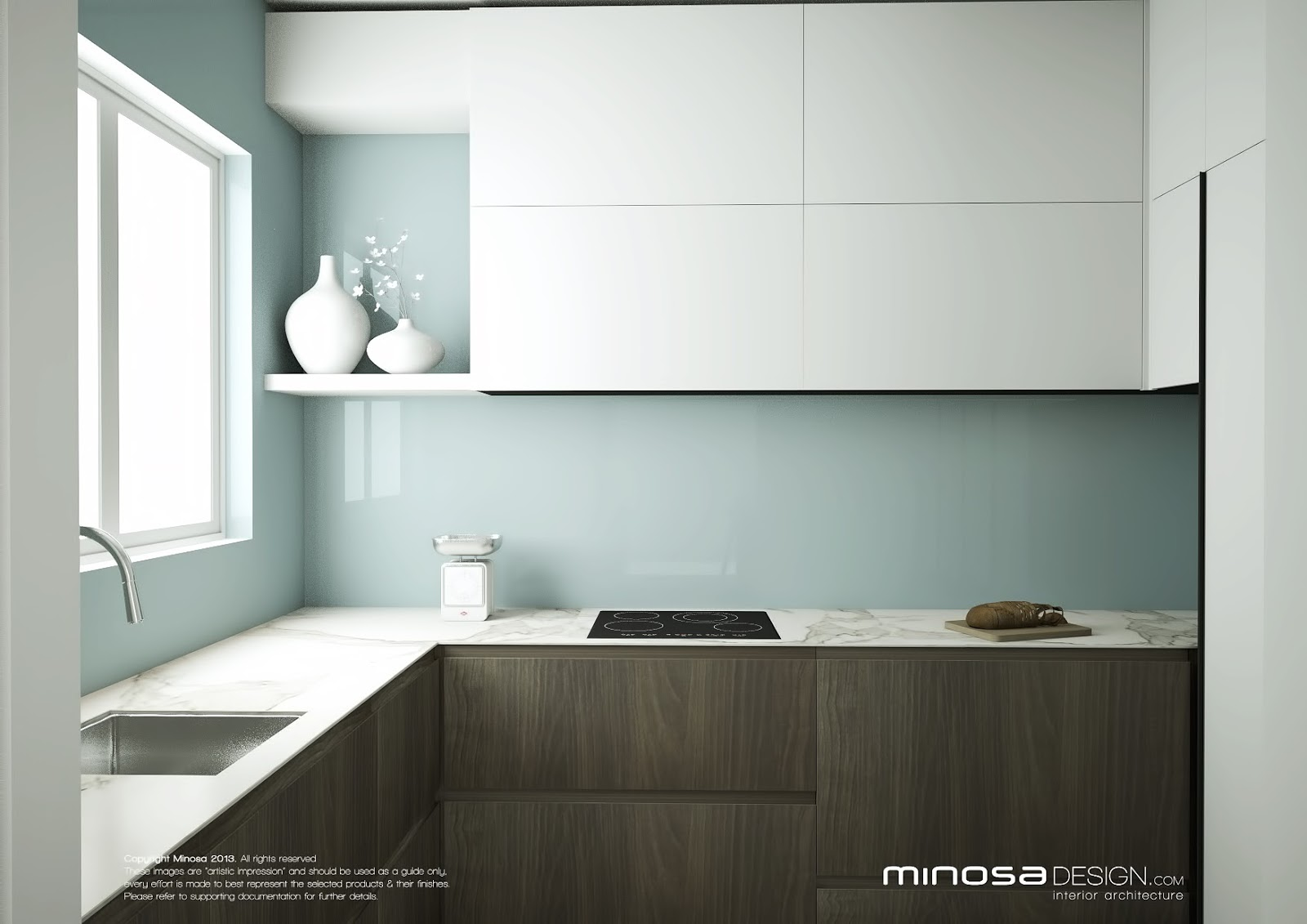 Minosa: Kitchen Design - Connecting Family