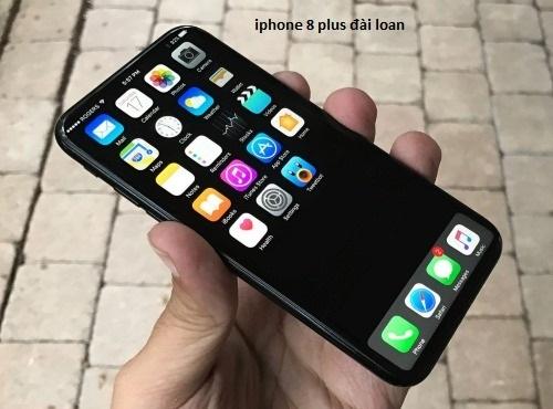 iPhone 8 và iPhone 8 plus Đài Loan dùng hệ điều hành Android