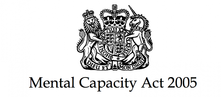 The Mummy Dementia Blog: The Mental Capacity Act 2005