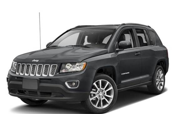 2017 Jeep Compass X Sport 4x4 Unlimited