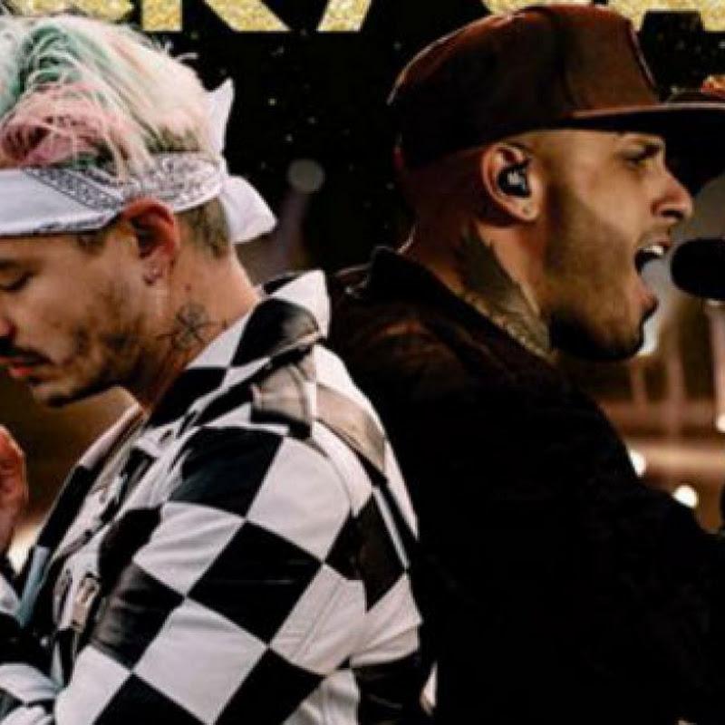 J Balvin y Nicky Jam se presentarán juntos en Chile