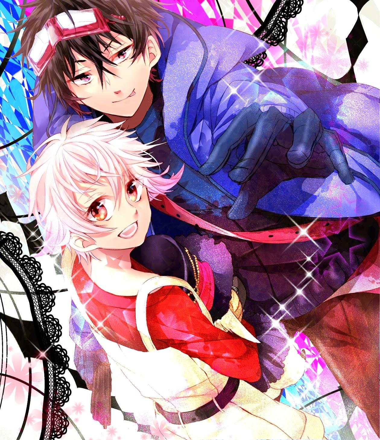 Mis Animes Shojo: Algunos Wallpaper VI: Karneval