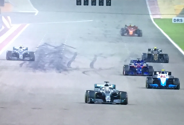 Formula 1 Gulf Air Bahrain Grand Prix 2019-03-31