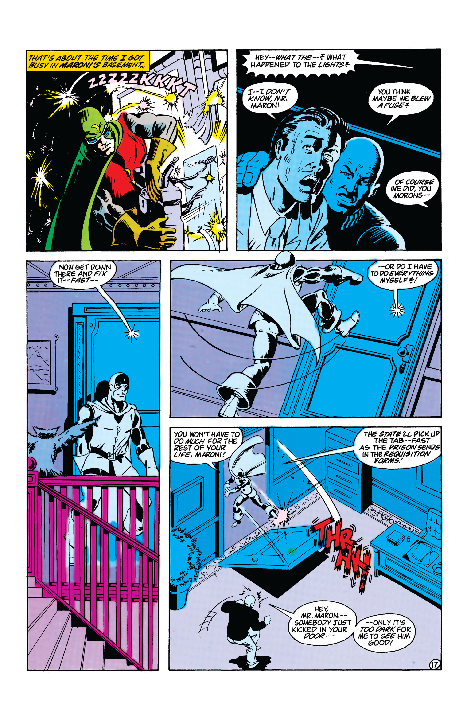 Read online Secret Origins (1986) comic -  Issue #20 - 36