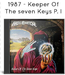 1987 - Keeper Of The seven Keys part I