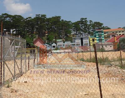 Đất xây dựng diện tích rộng phường 4 Đà Lạt – BĐS Liên Minh D2265