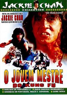 O Jovem Mestre do Kung Fu –  Dublado (1980)