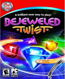 Bejeweled Twist Cover, Poster