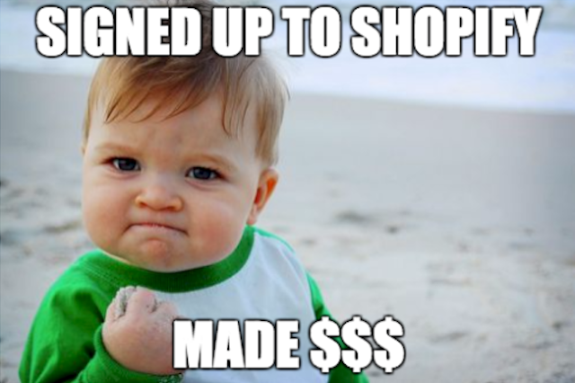 Shopify Affiliate Program Review: How I Made $2000 with a Single Sale