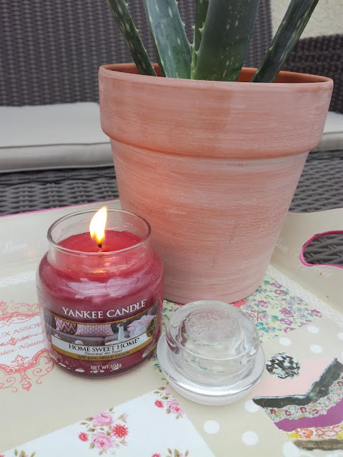 Home Sweet Home de Yankee Candle