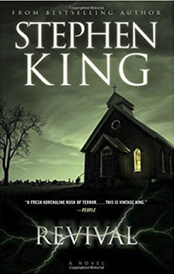 Revival by Stephen King (book cover)