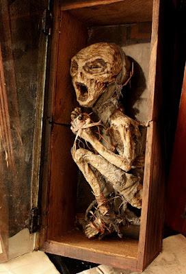 Descobertos esqueletos estranhos debaixo de um orfanato