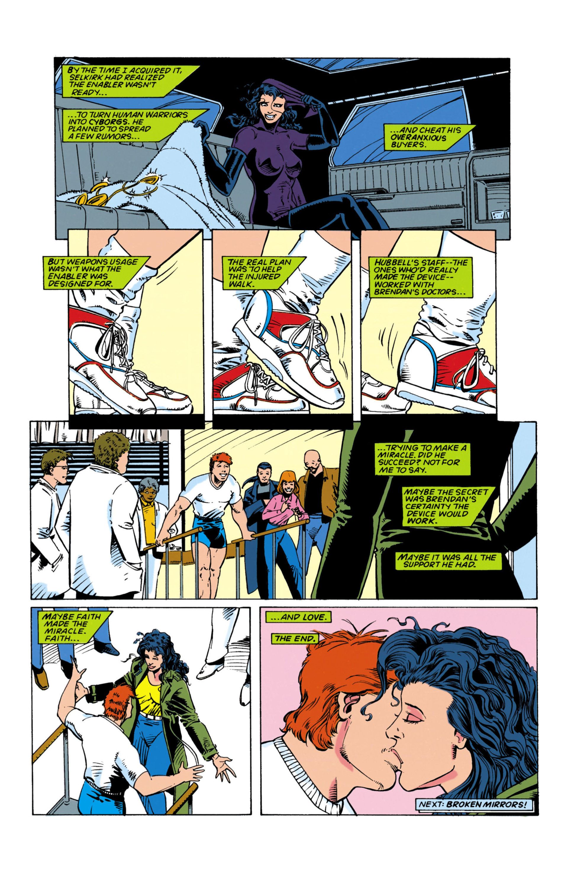 Catwoman (1993) Issue #13 #18 - English 23