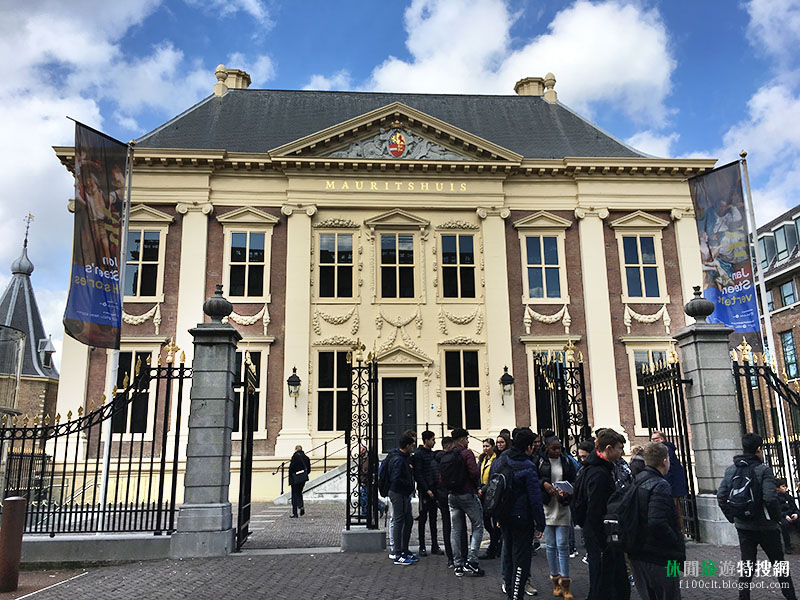 [荷蘭.海牙] 海牙(Den Haag)市中心各大景點介紹 臨海城市的濱海風光