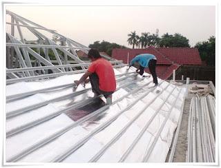 Agen Pusat Penjual Baja Ringan di Tangerang