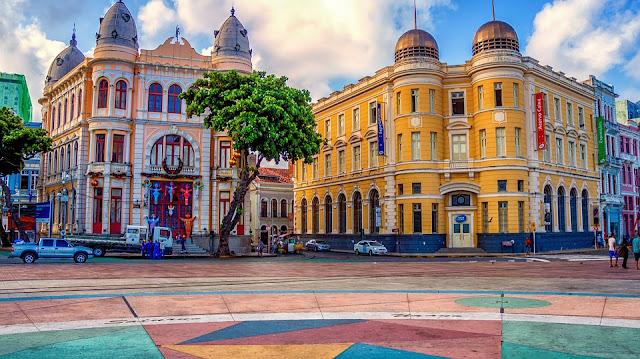 Em Viagem: Recife