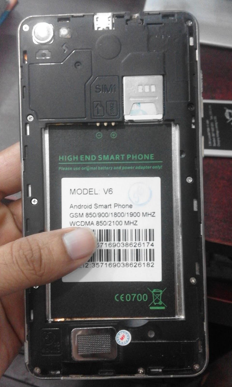 Vivo Clone V5 Plus Flash File MT6572 61 Dead amp Hang Logo