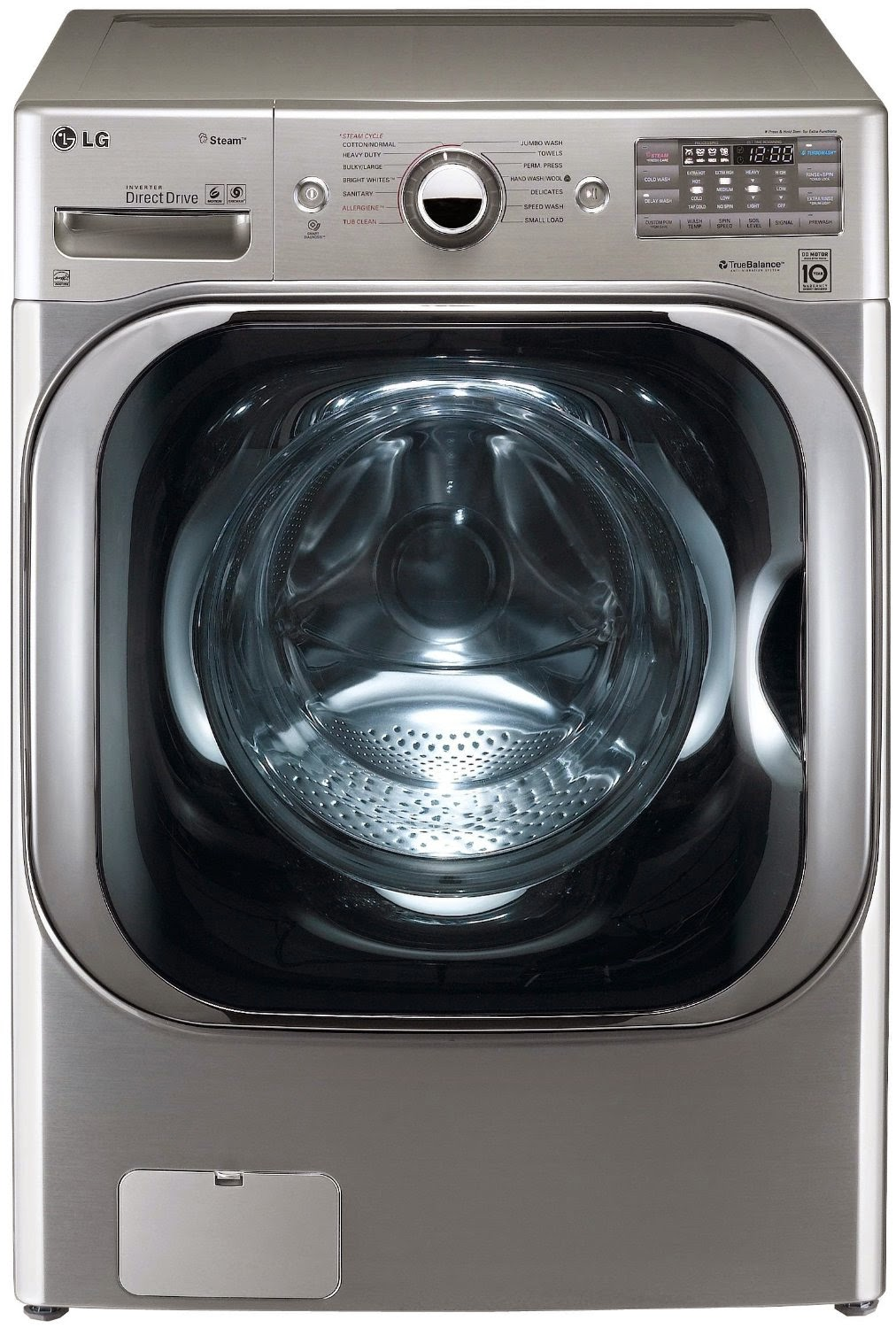 Lg Washer And Dryer Combo