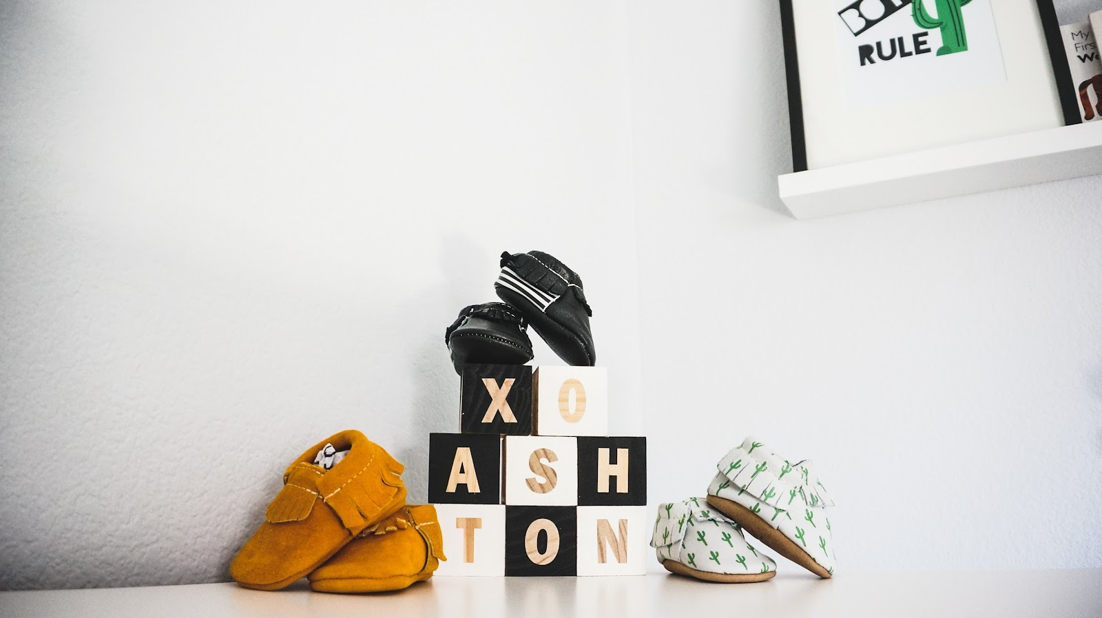 The Millennial Mama Ashton S Monochrome Nursery