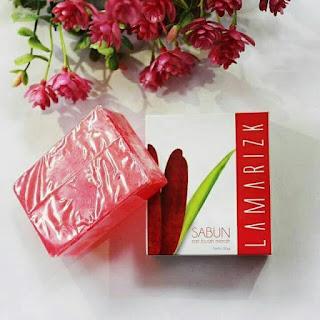 sabun merah