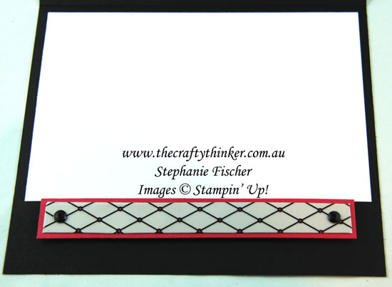 #thecraftythinker  #stampinup  #cardmaking  #sneakpeek  #funfold  #gracefulglass , sneak peek, Graceful Glass, Easel Card, Fun Fold, Ink It Stamp it, Stampin' Up Australia Demonstrator, Stephanie Fischer, Sydney NSW
