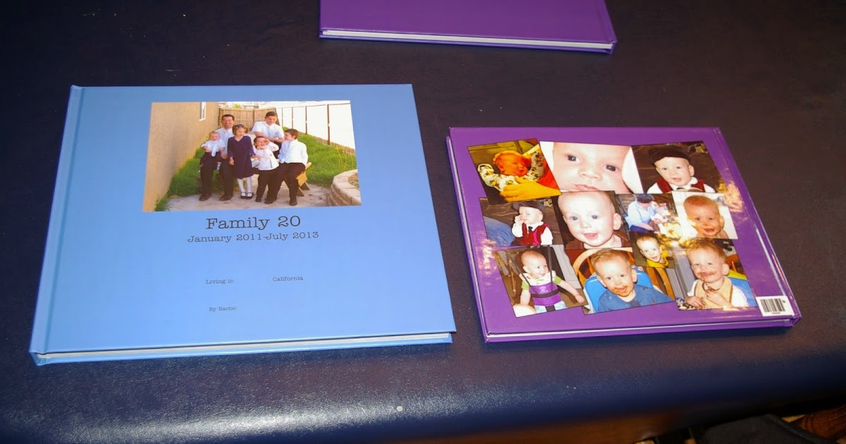Doing My Best PSA Comparing Photo Books From Shutterfly