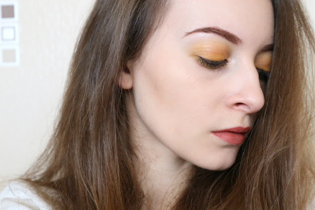 Yellow-Mellow-Makeup-Zendaya-Inspired