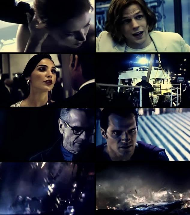 Batman v Superman Dawn of Justice 2016 English HDTS