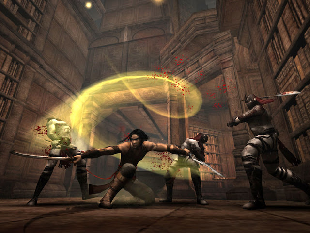 Prince of Persia Warrior Within Full Version Free PC Gameplay 1