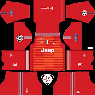 juventus 2018 2019 gk away kit