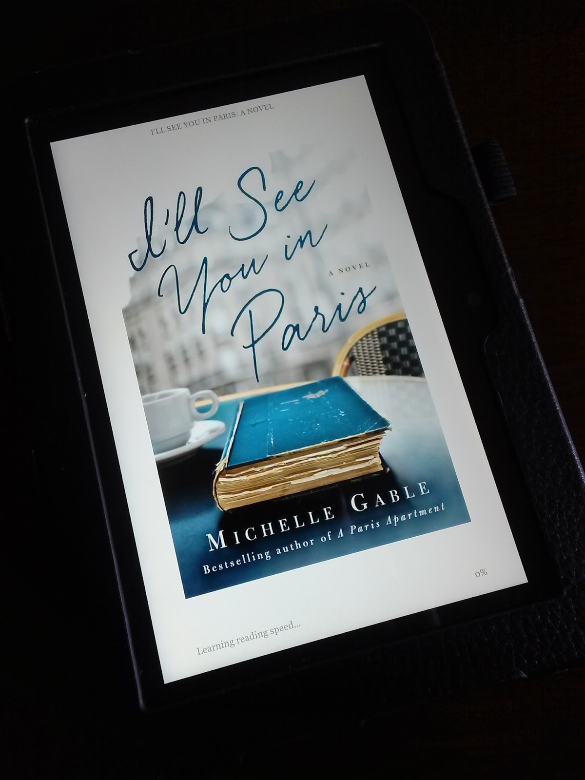 Book Review I Ll See You In Paris