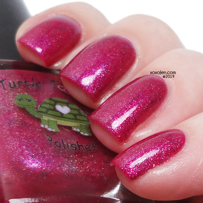 xoxoJen's swatch of Turtle Tootsie Don't Be Afraid Of Your Own Mind