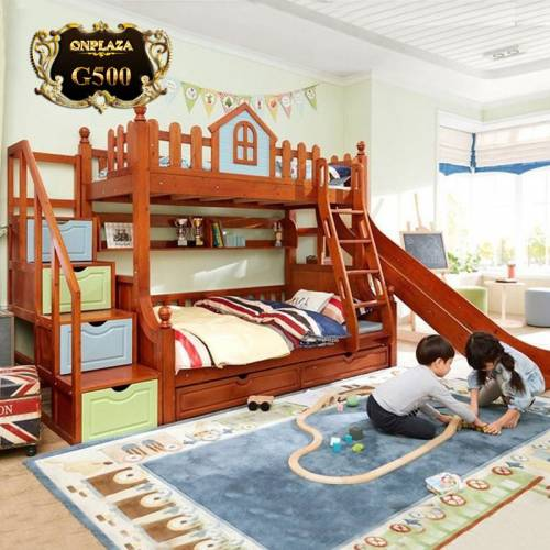 Giường ngủ tầng nhập khẩu tại onplaza